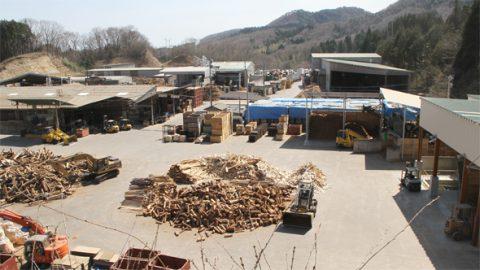 遠野興産岩石工場